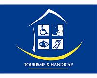logotype tourisme handicap