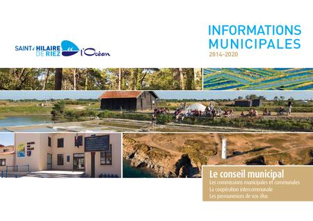 informations municipales 2014 2020