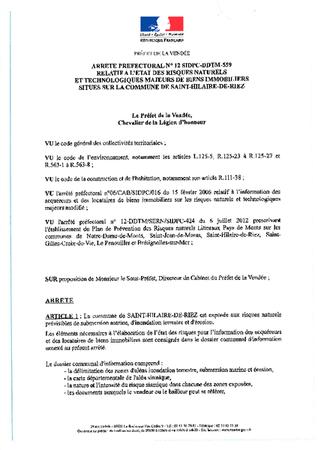 Dossier Communal d Information
