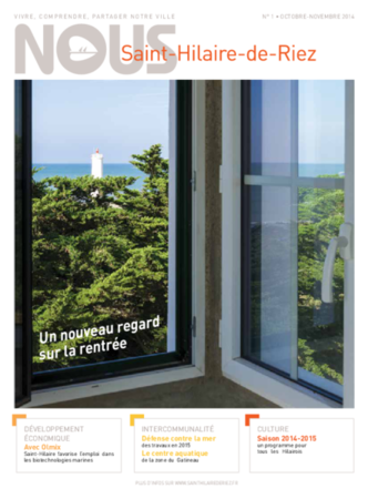Magazine municipal n°1