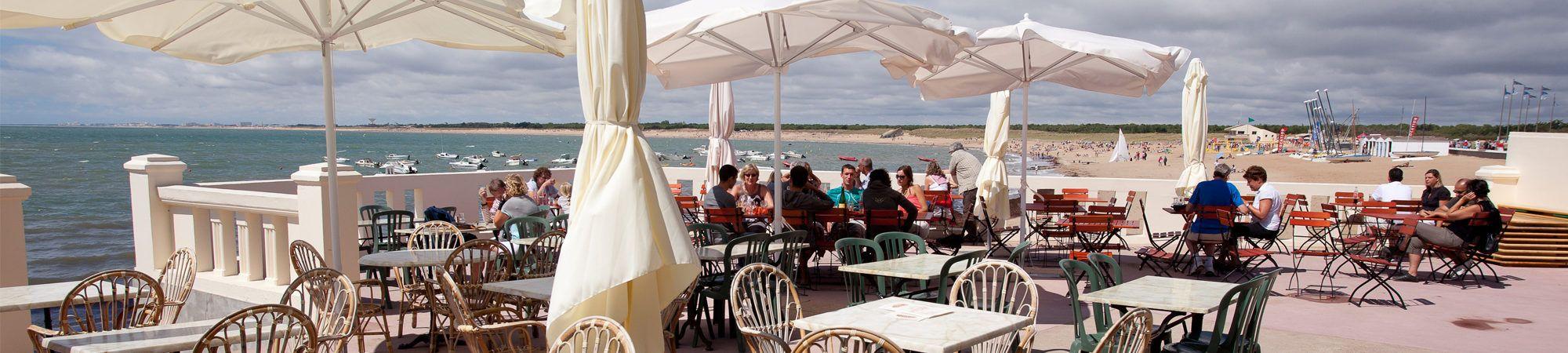 Bandeau de la page 'Restaurants – Bars