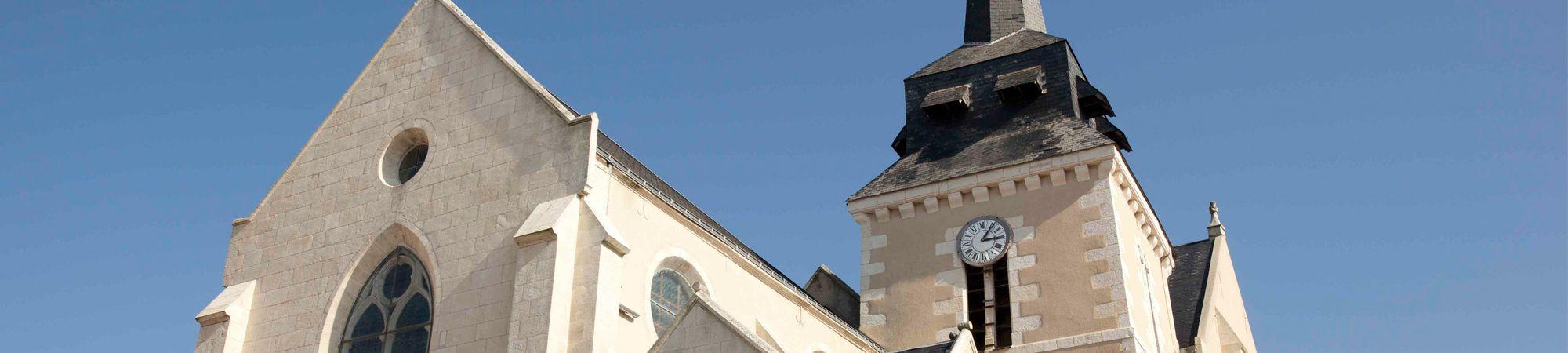 Bandeau de la page 'L'église Saint-Hilaire