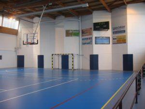 Salle omnisport