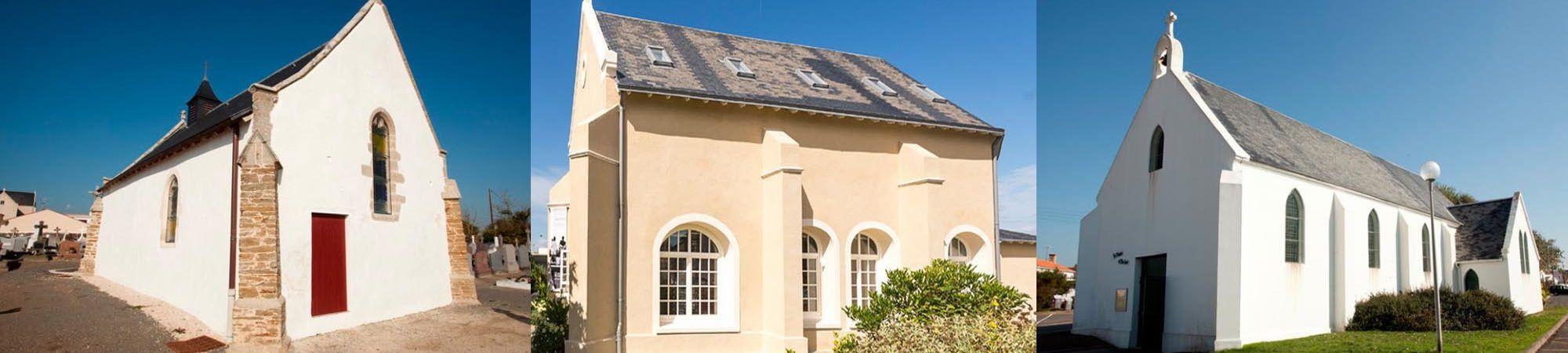 Bandeau de la page 'Chapelle Notre-Dame-de-Pitié