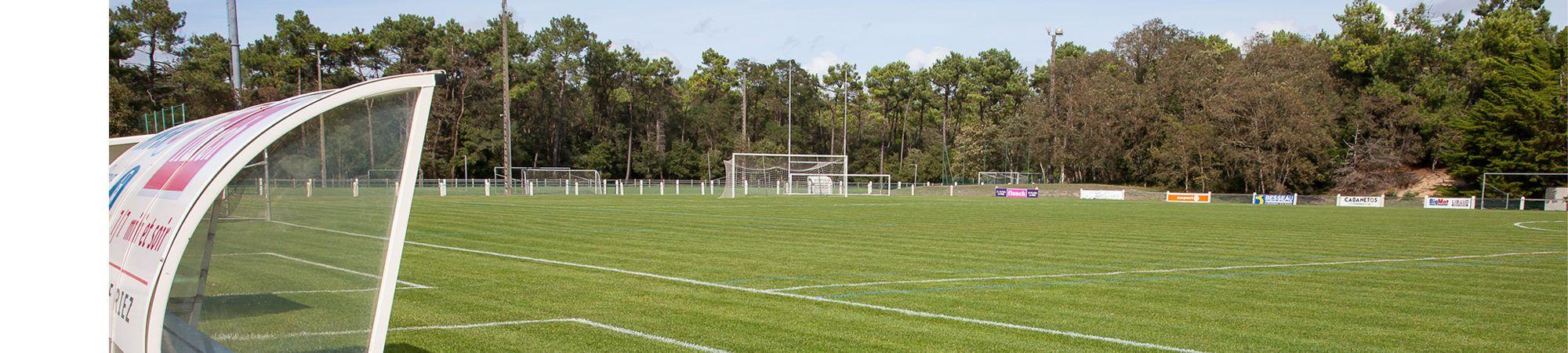 Bandeau de la page 'Stade de la Forêt